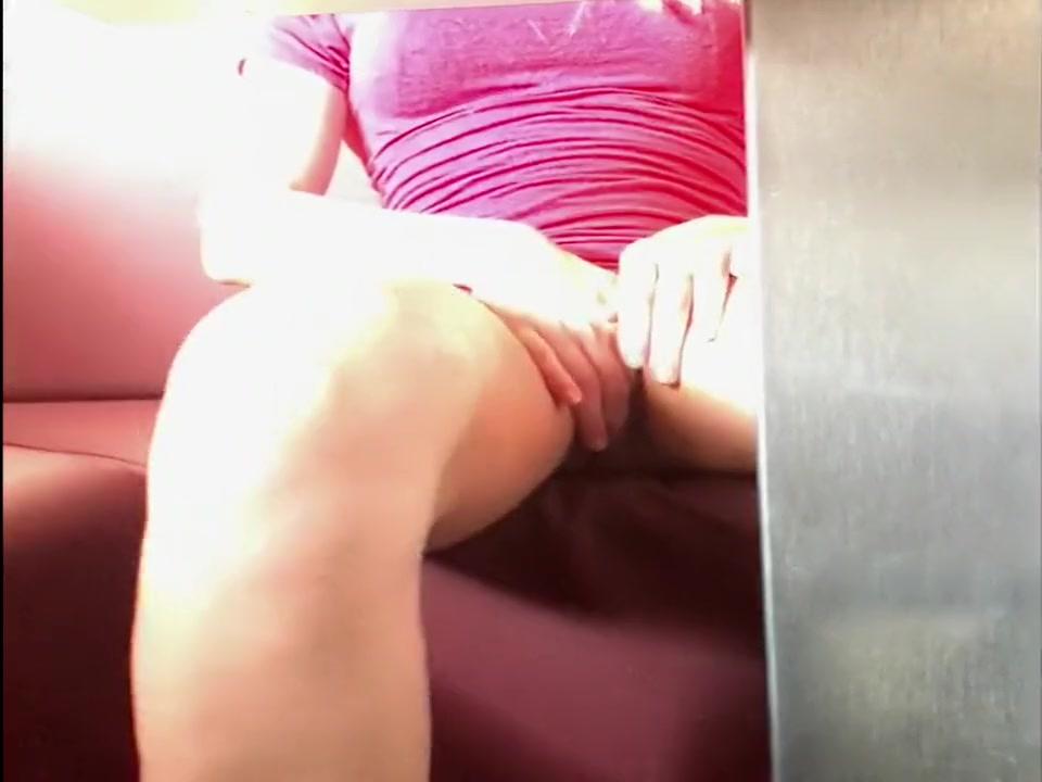 Blonde Teen Solo Masturbation