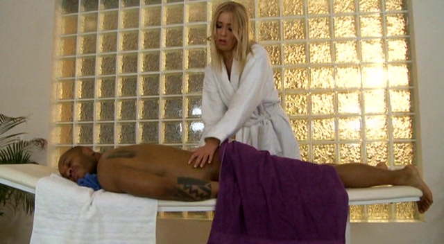 Massage Turns Into Anal Sex