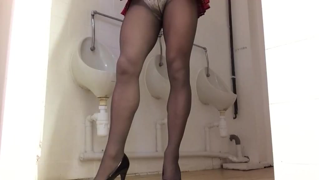 Video 746803004: schoolgirl pantyhose, voyeur amateur, schoolgirl skirt, schoolgirl public, skirt black pantyhose