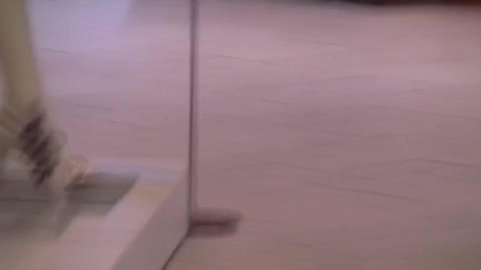 Japanese lady got fucked in blackstocking