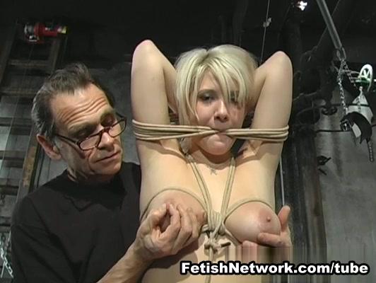 fetishnetwork video submissive blonde kimberly