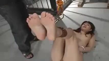 Asian Spanking