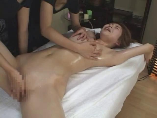 Порно ролики массаж домогание