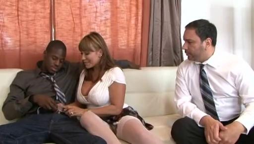 Ava Devines Makes Her Fella See As This Babe bonks darksome jock