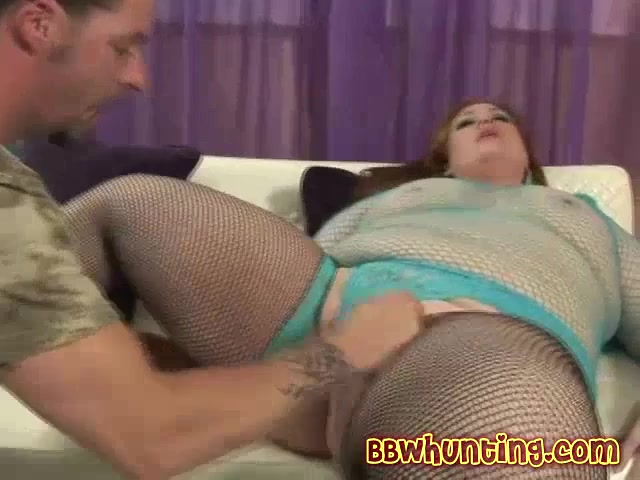 Mega Horny BBW Model Hardcore