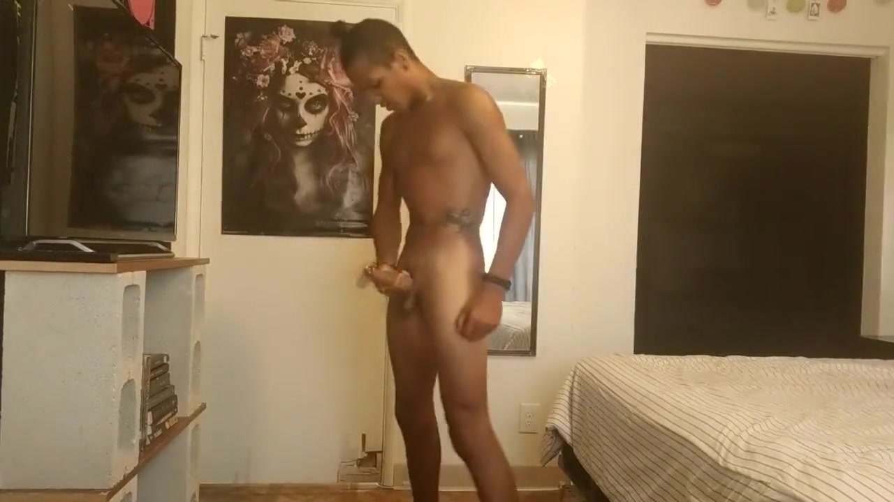 Catches Brother Jerking Off