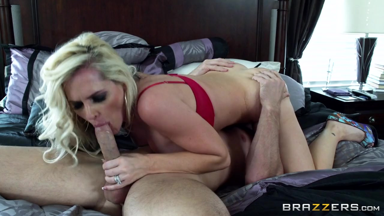 Mommy Got Boobs: The MILF And The Manny. Alena Croft, Johnny Sins