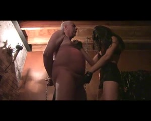 BEATING OLD MAN